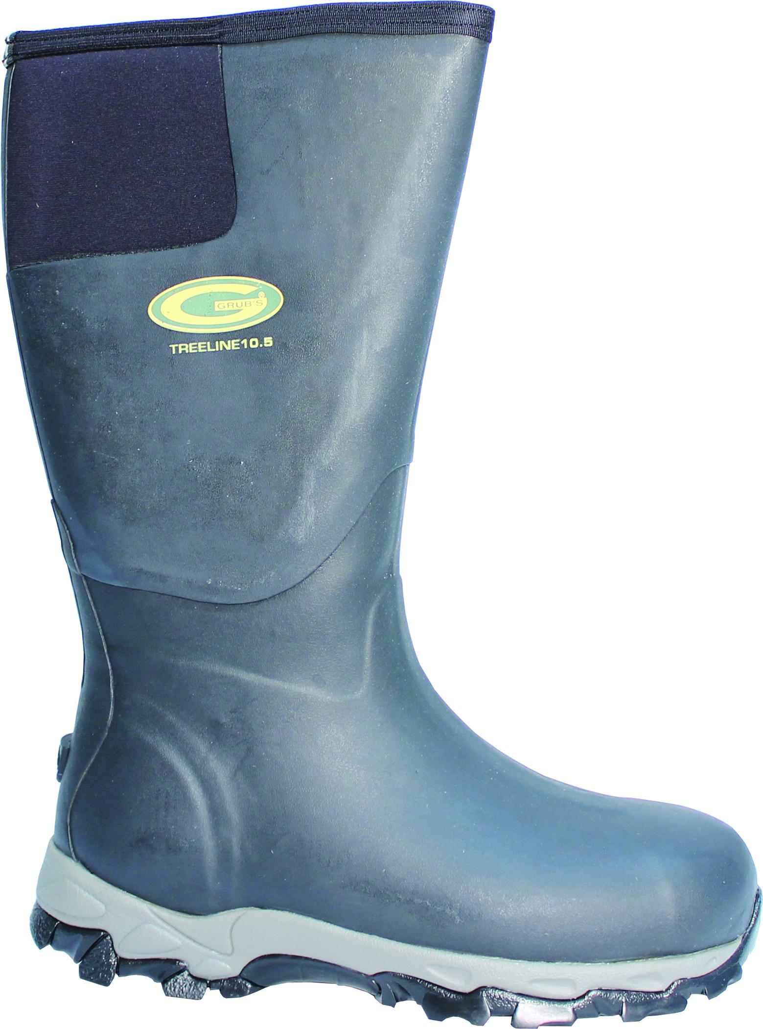 Grub's Treeline 10.5 Men's Boot