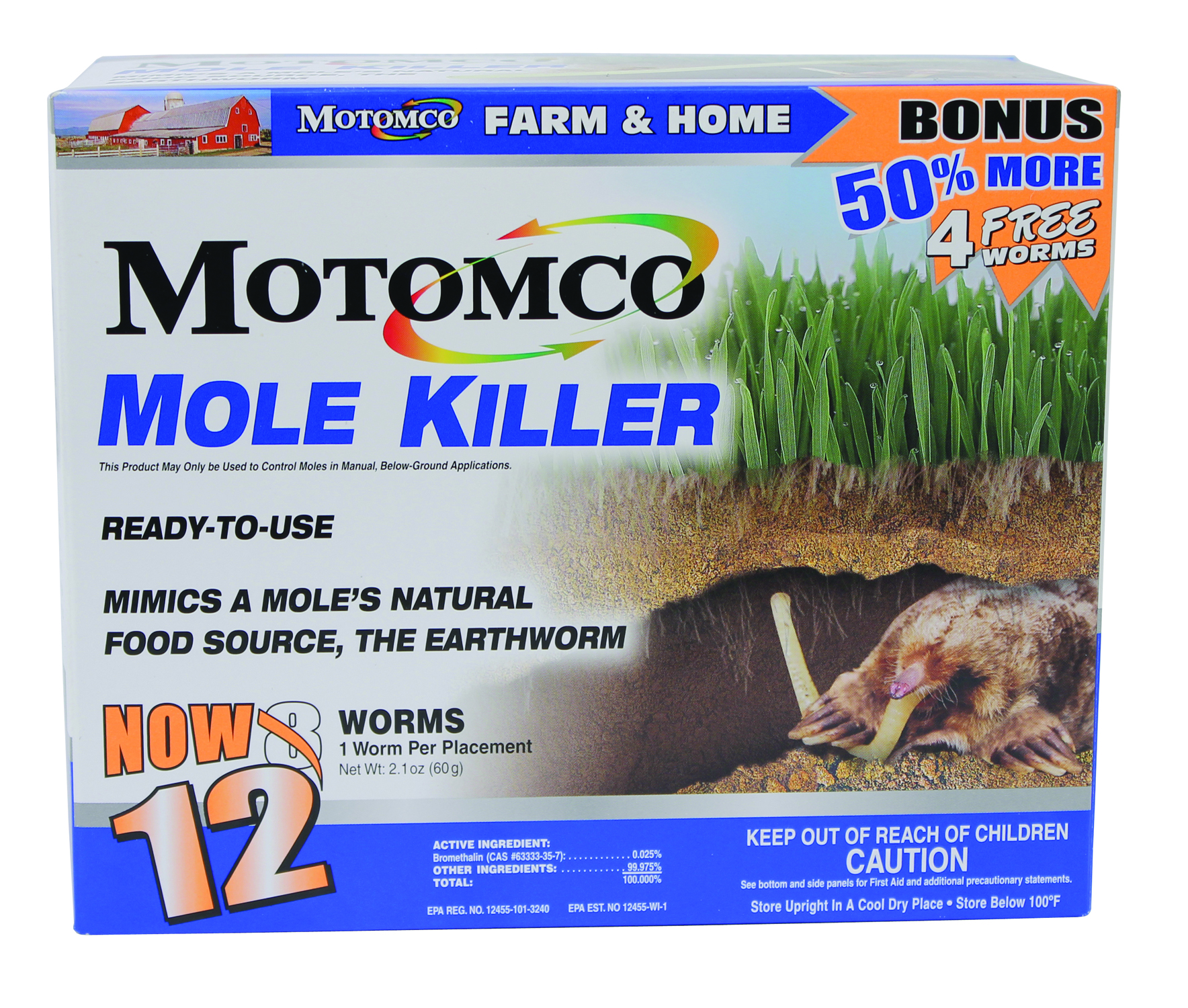 Mole Killer Ready To Use