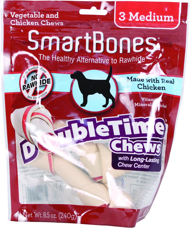 SmartBones Doubletime Chews For Dogs