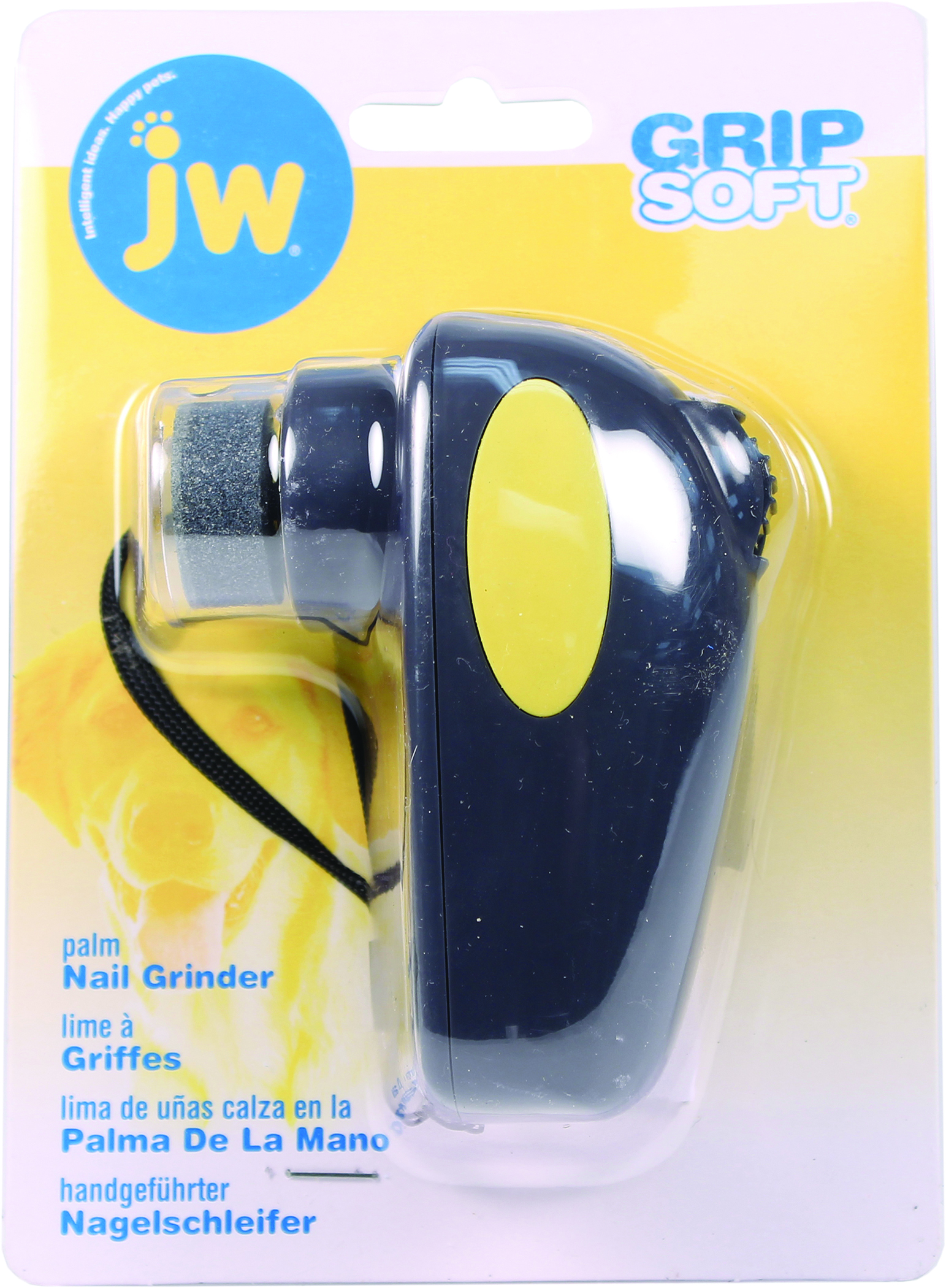 JW Palm Nail Grinder For Dogs