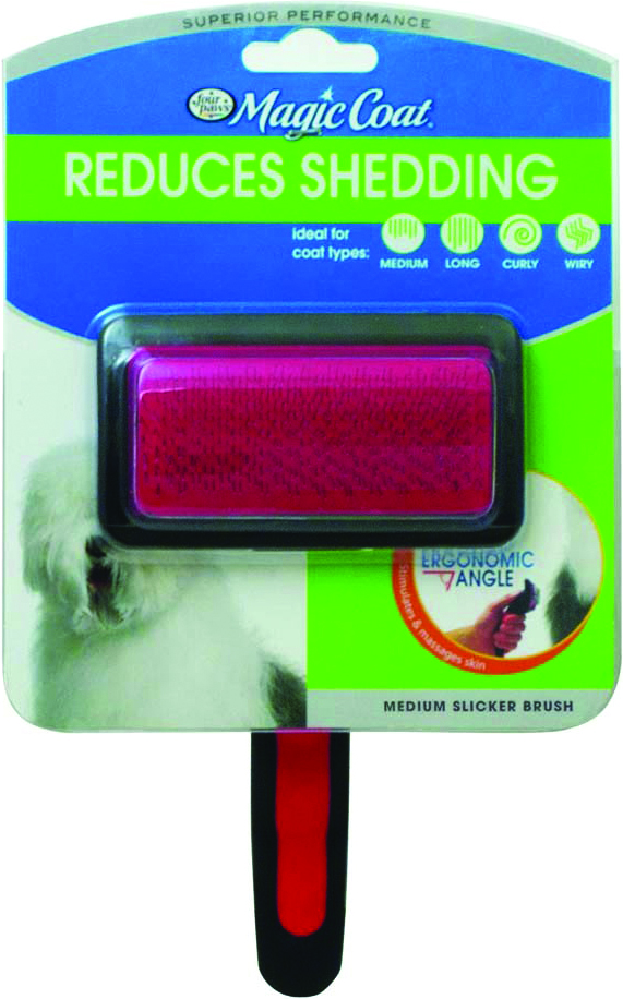 FOUR PAWS Magic Coat Slicker Brush