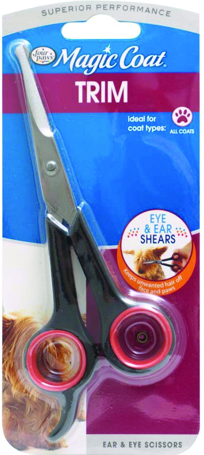 FOUR PAWS Magic Coat Ear & Eye Scissors
