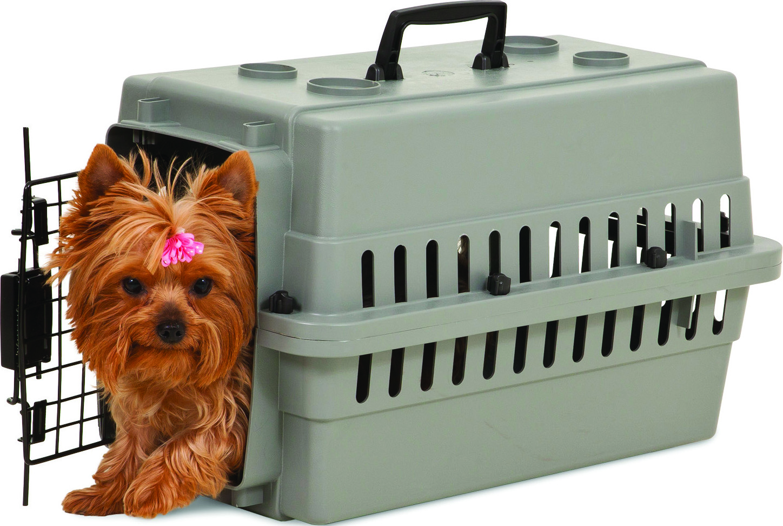 ASPEN Traditional Plastic Kennel