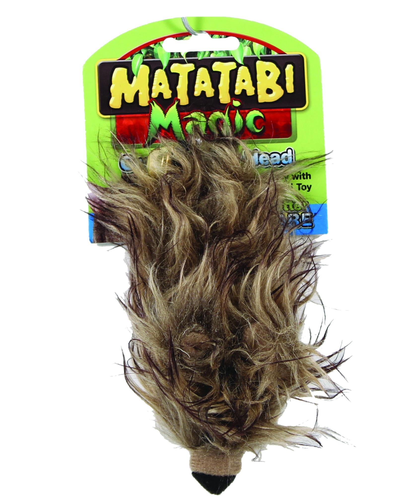 Ware Matatabi Crazy Critter Tail Brown Dealtrend