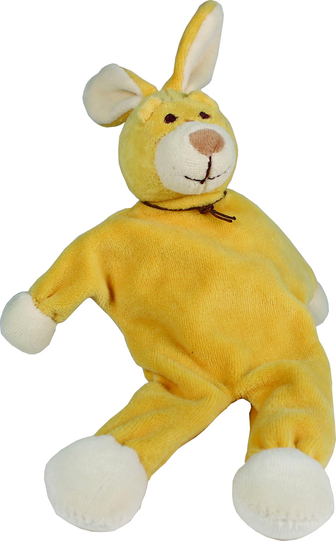 Simply Fido Brooklyn Design Stuffless Lucy Bunny Dog Toy