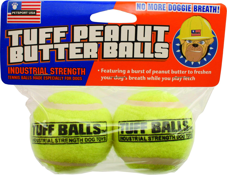 PETSPORT USA Tuff Peanut Butter Balls