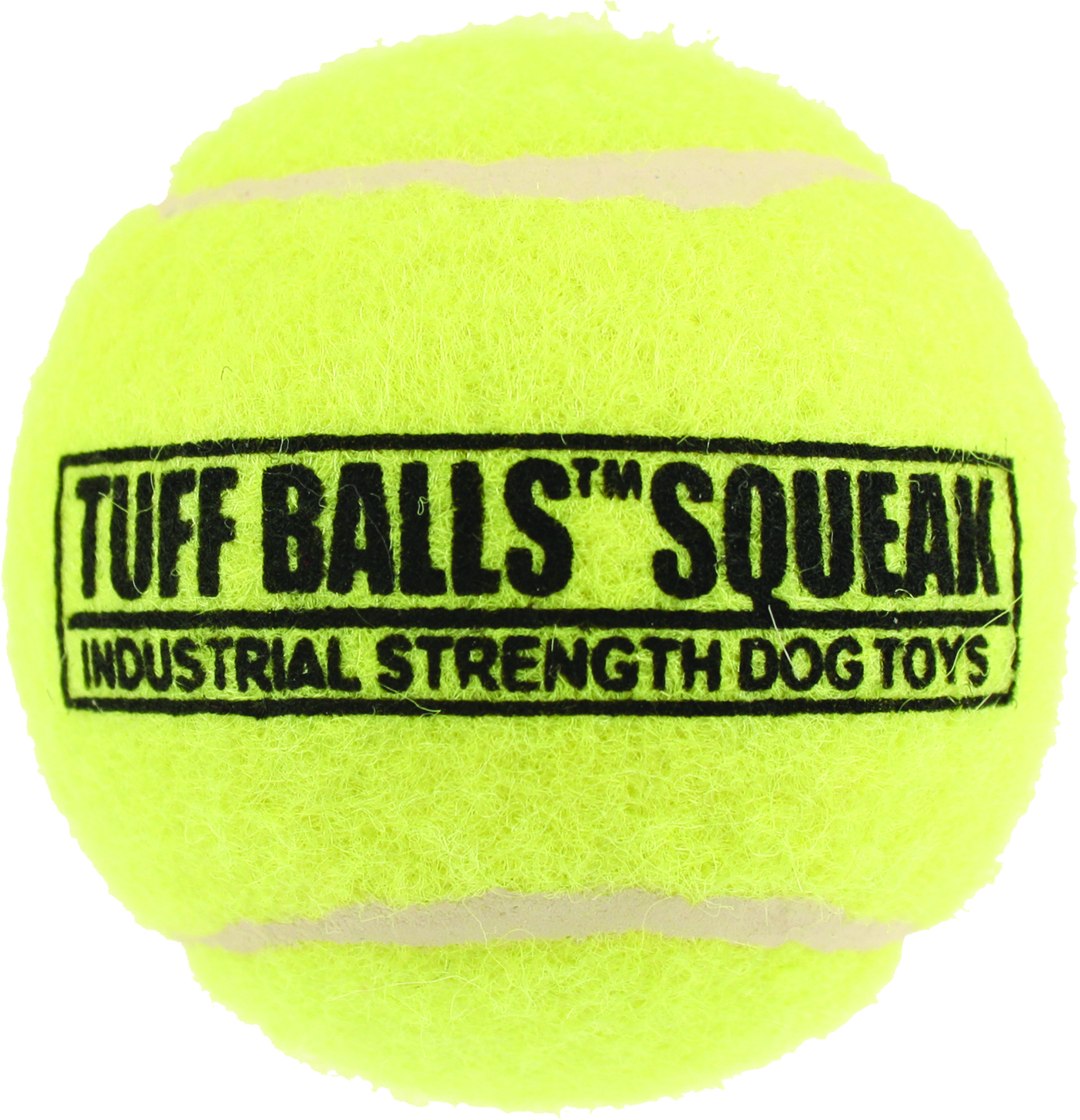 PETSPORT USA Tuff Ball Squeak Bulk