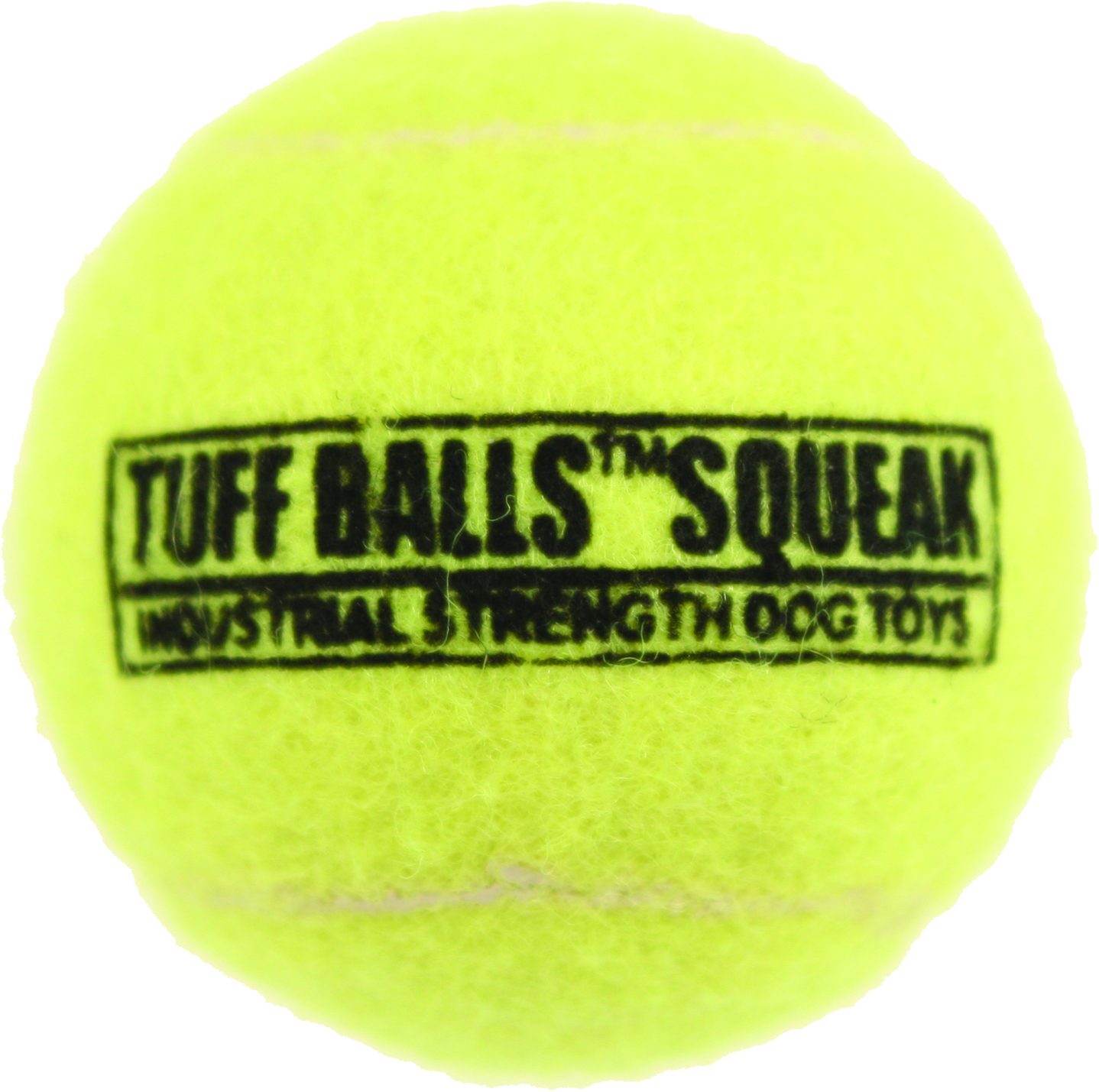 PETSPORT USA Jr Tuff Ball Squeak Bulk