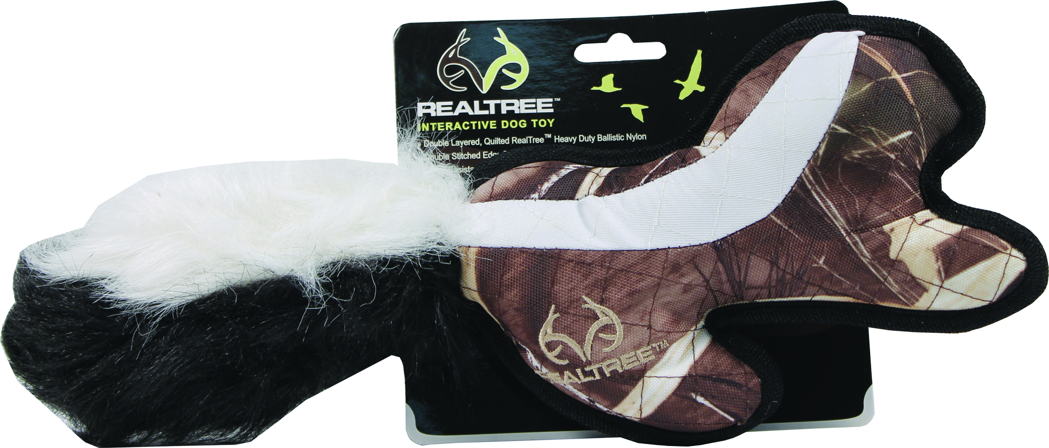 Hyper Pet Realtree Skunk Dog Toy