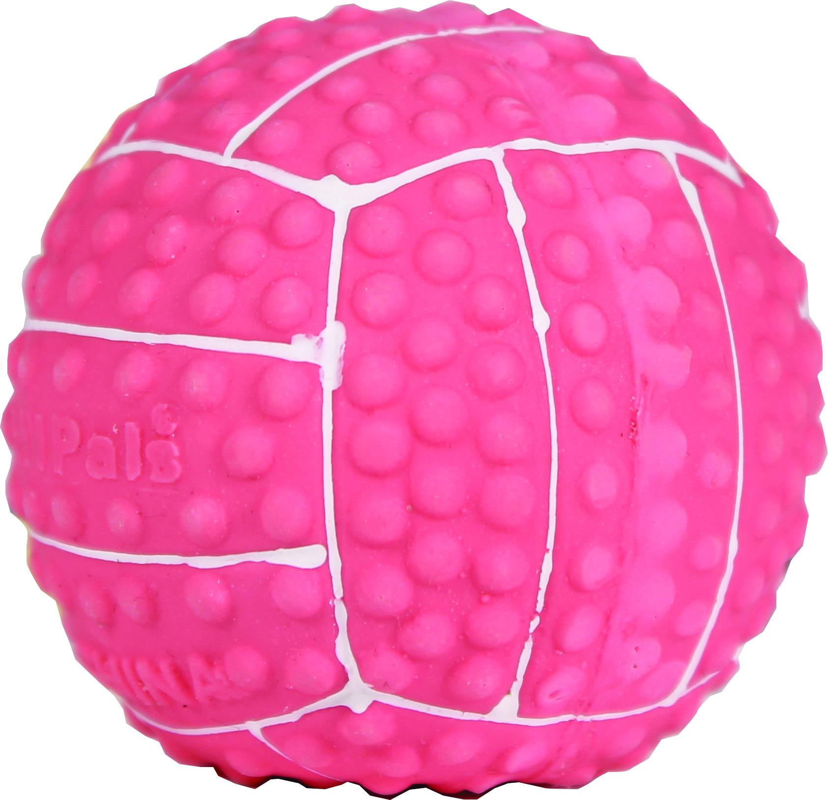 Li'L Pals Latex Volleyball Dog Toys