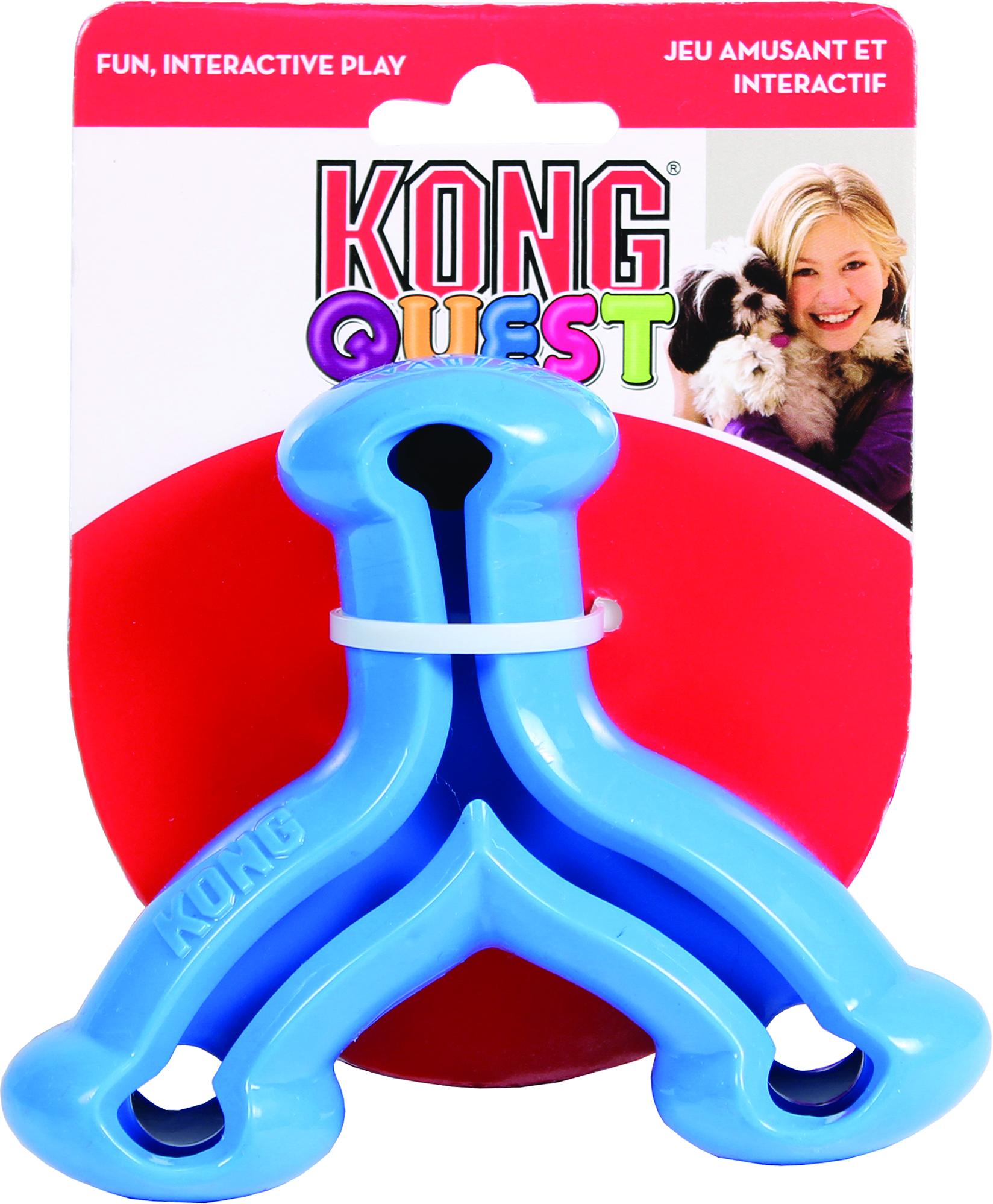 KONG Quest Wishbone