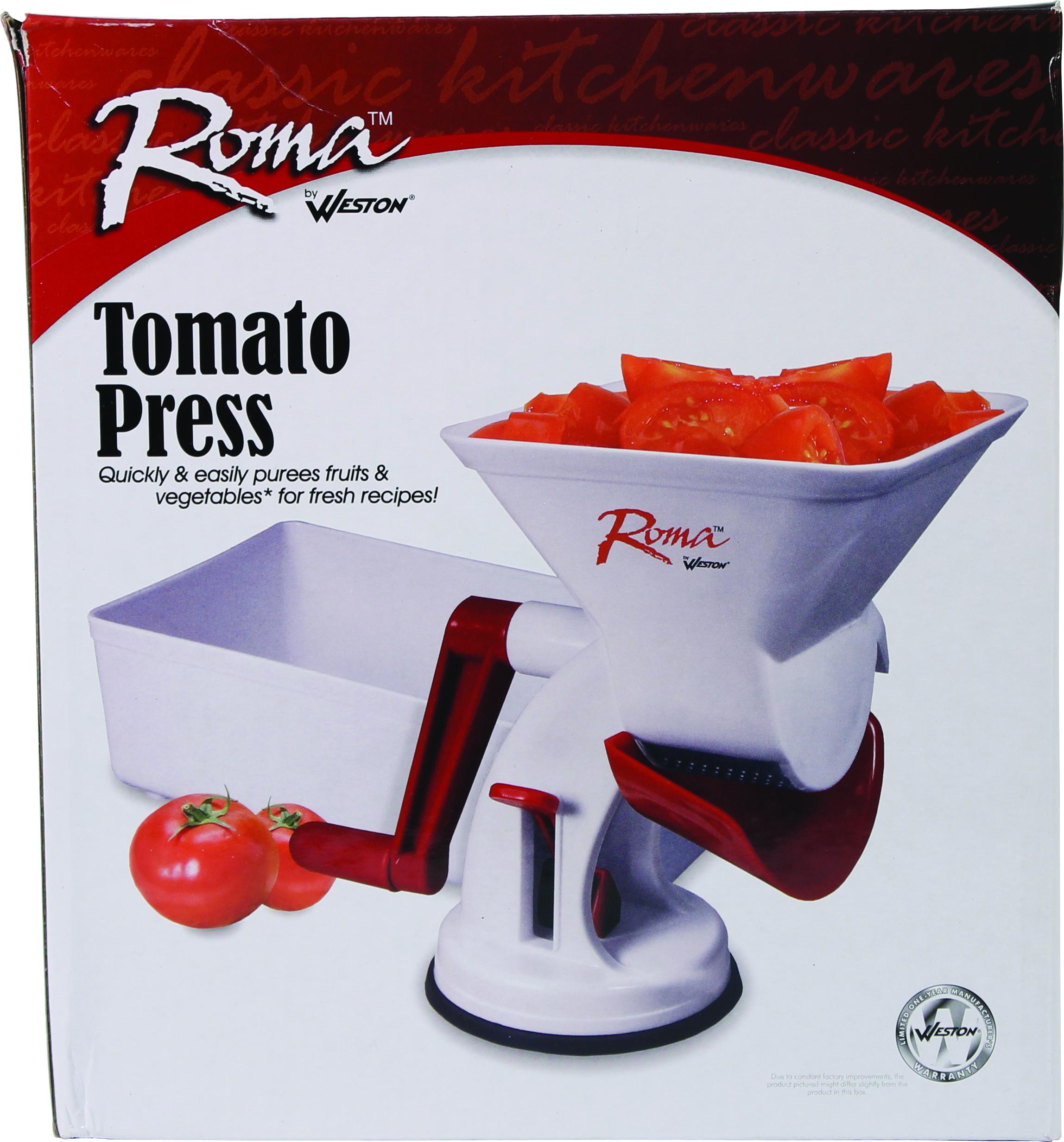 Roma Tomato Press