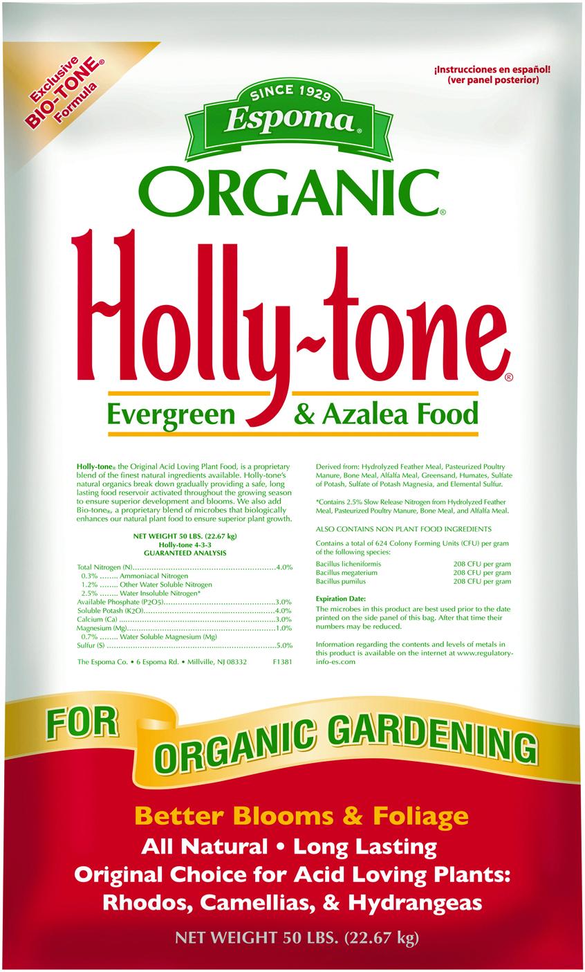 Espoma Holly-Tone 4-3-4 Plant Food
