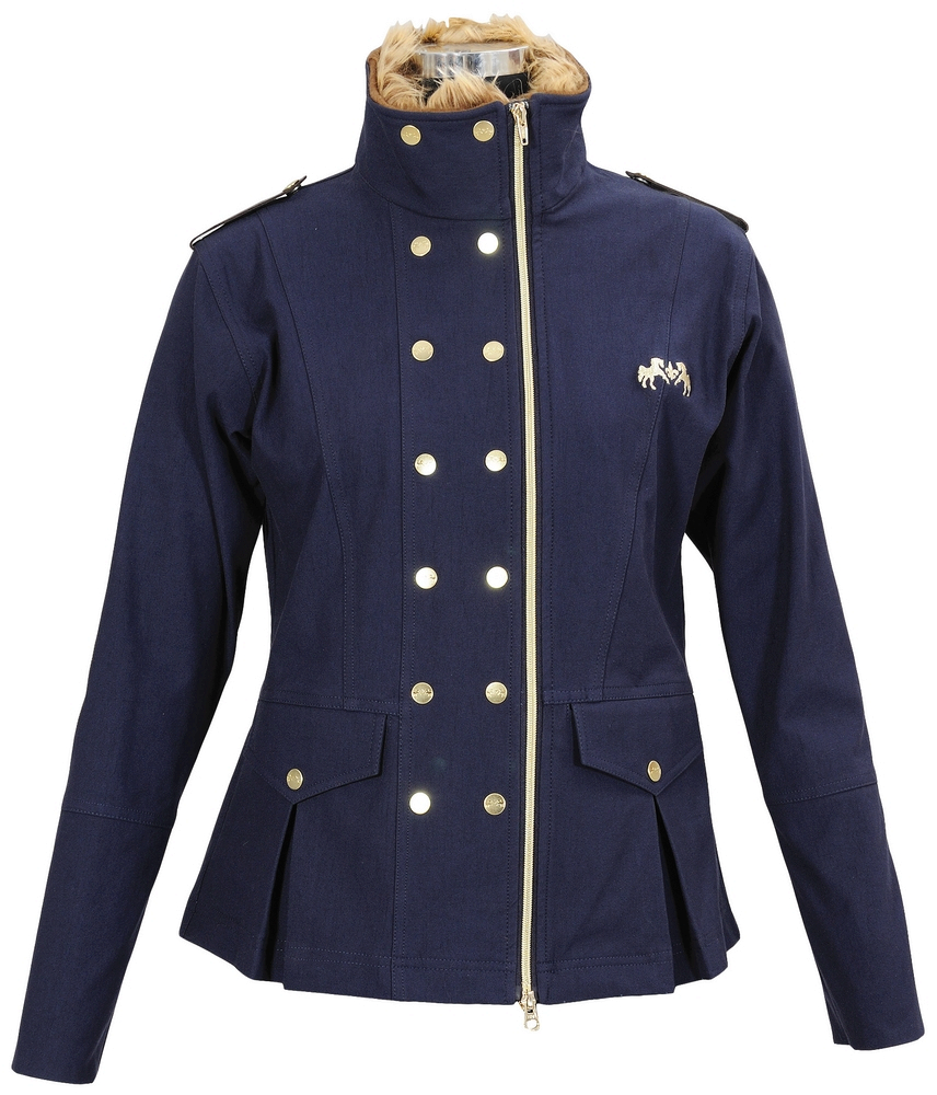 Equine Couture Ladies Military Jacket