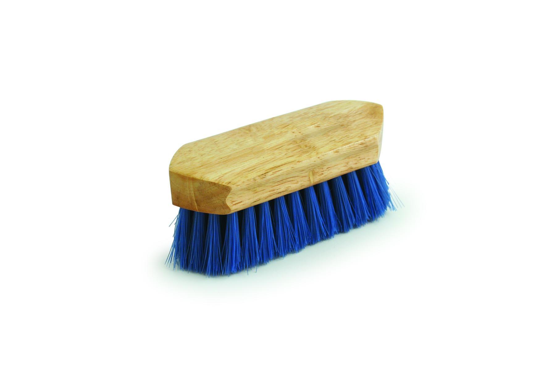 Pony Express Denim Grooming Brush