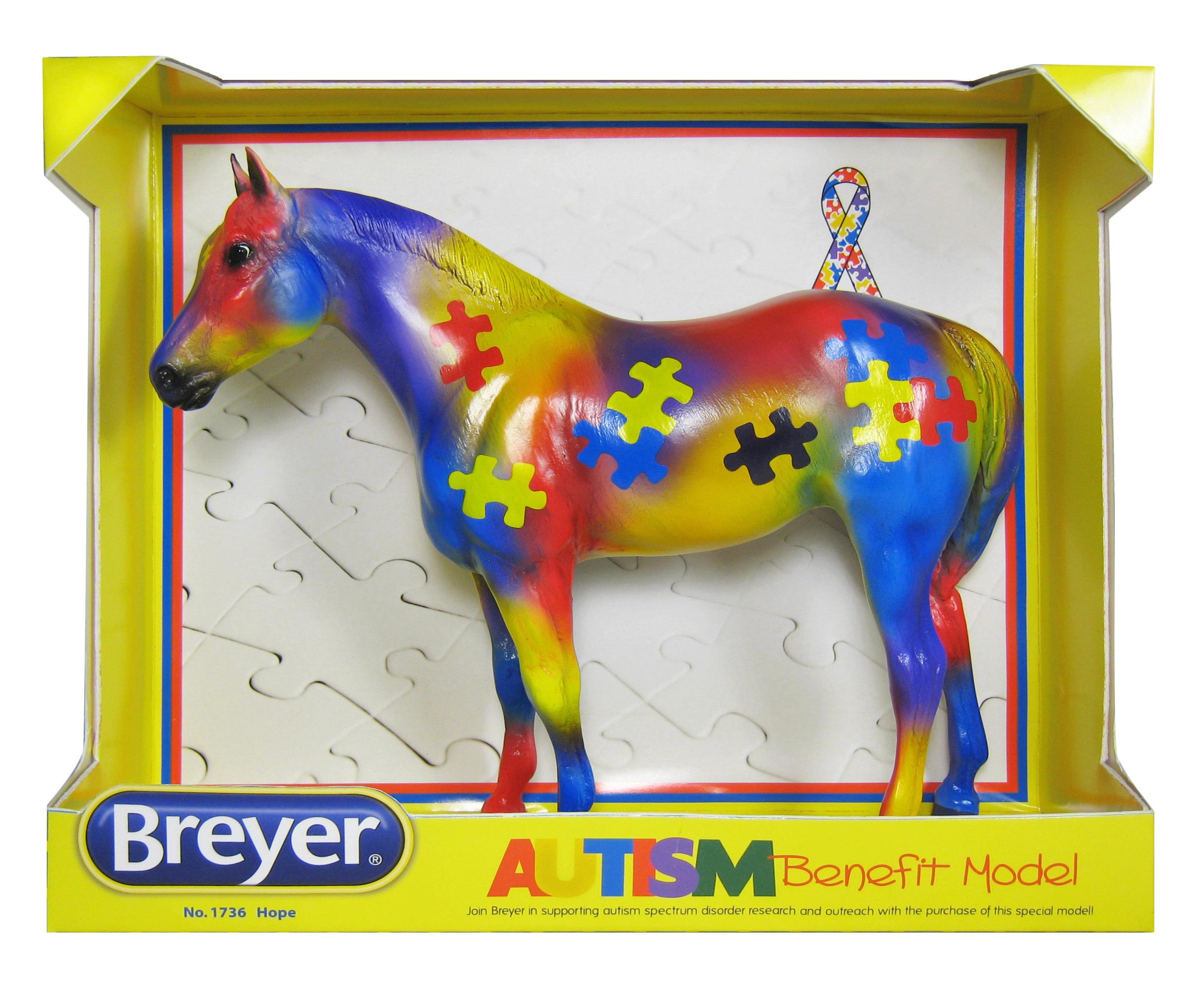 Breyer Traditional Hope - Autism Benefit Horse