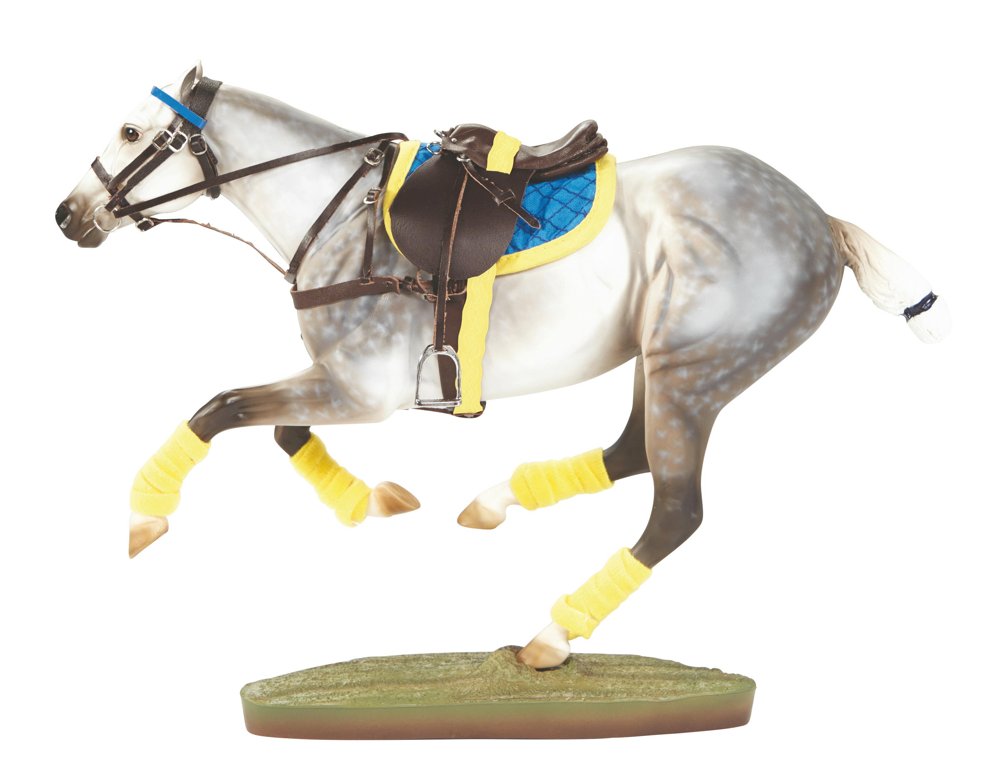 Breyer Traditional Traditional Polo Saddle Set