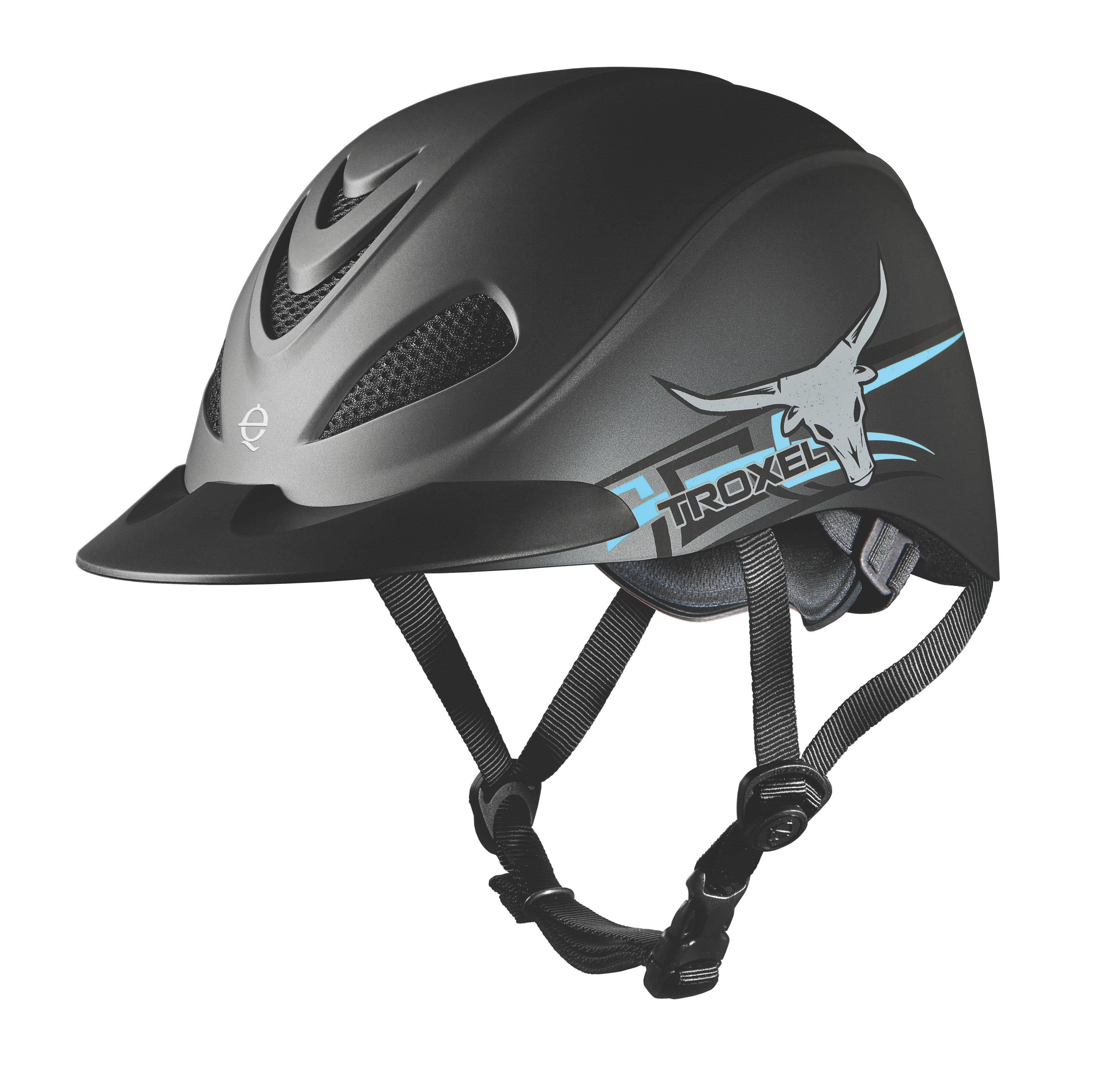 TROXEL Rebel Western Helmet - Steer
