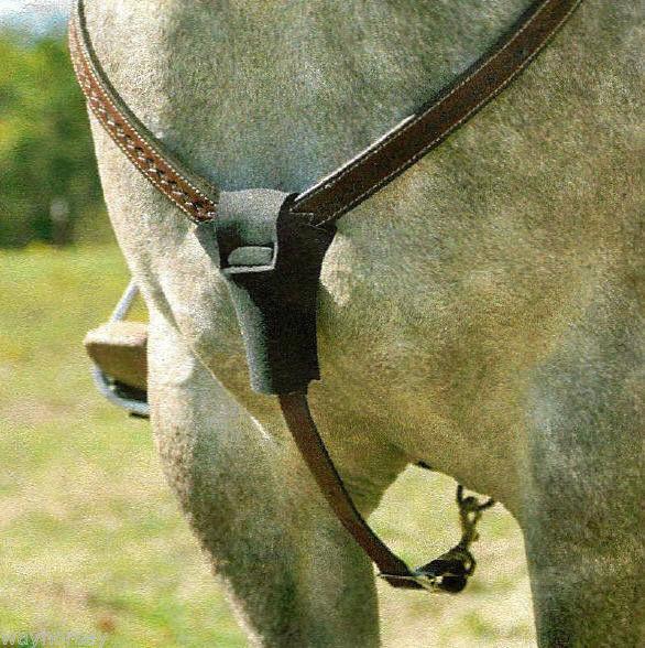 Cashel Breast Collar Neoprene Protector