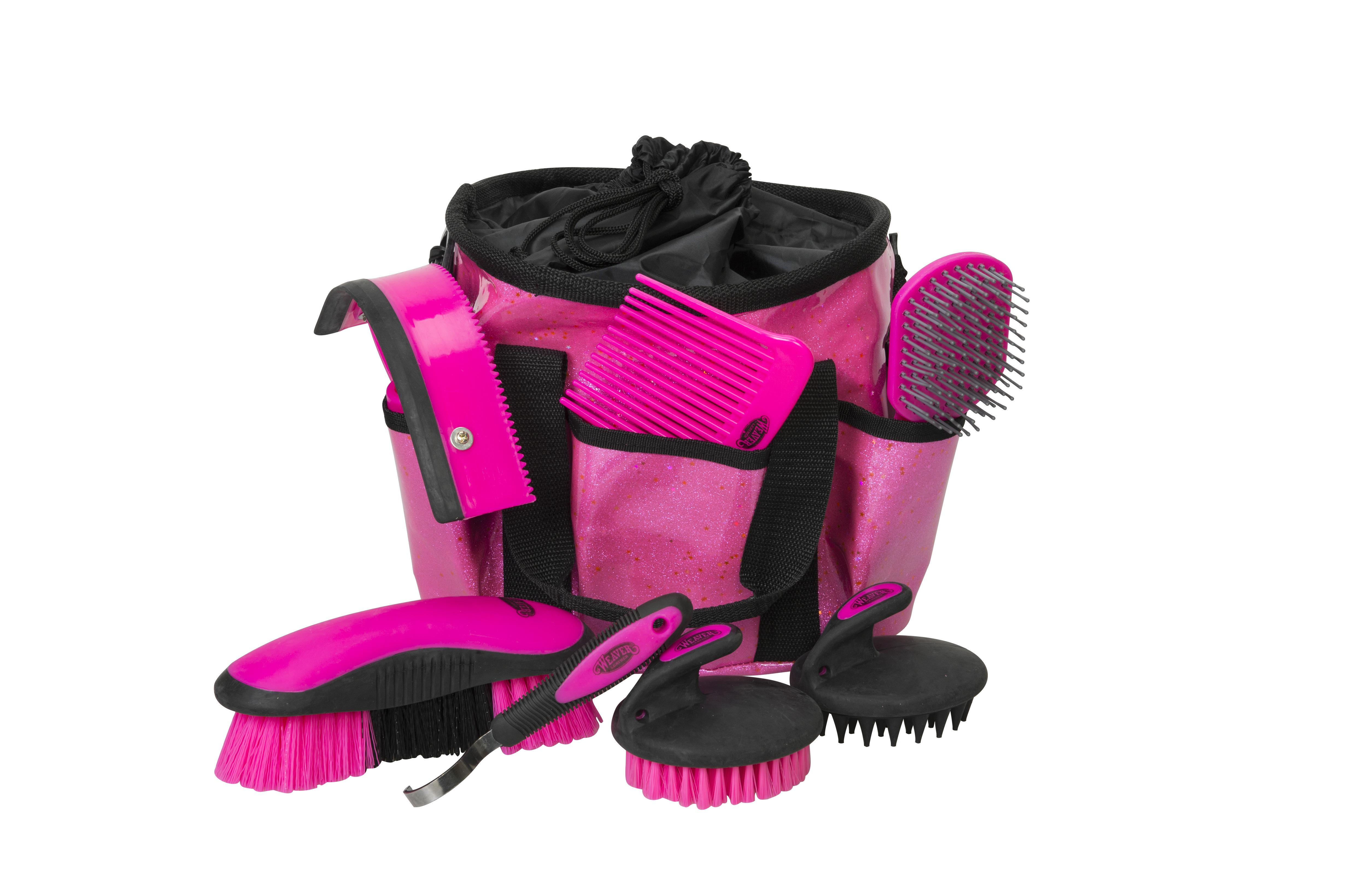 Weaver Glitter Grooming Kit