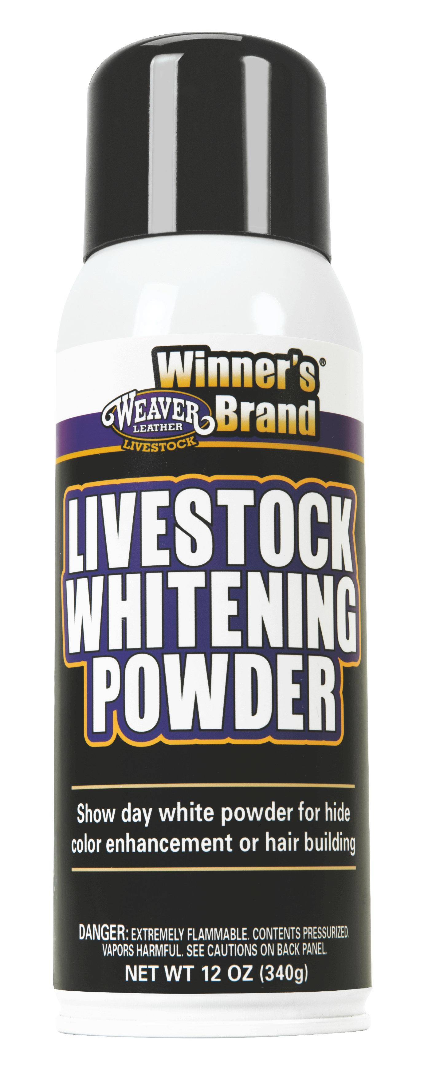 Weaver Livestock Whitening Powder