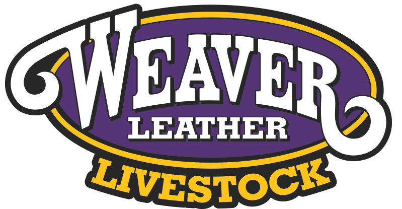 Weaver Leather Livestock Rubber Logo Magnet