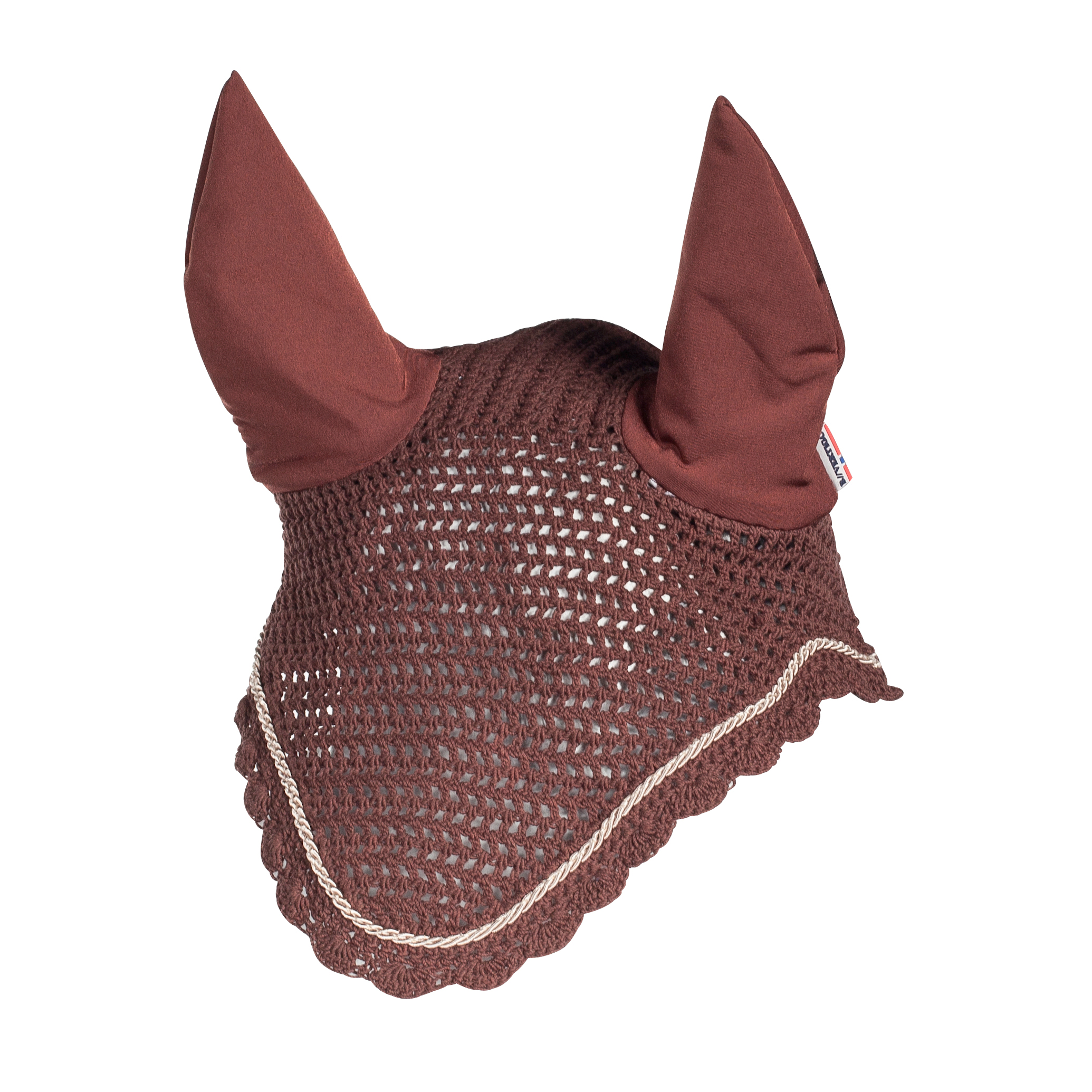 B Vertigo Sam Horse Hat With Ears (Riding Hood)
