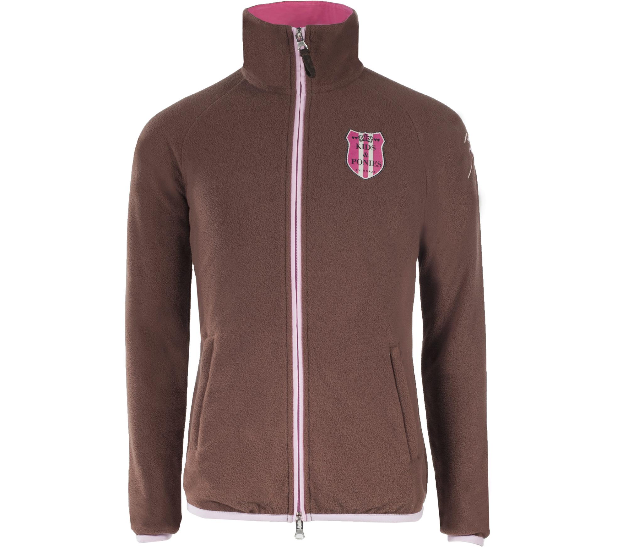 Horze Tea Jr Children's Fleece Jacket