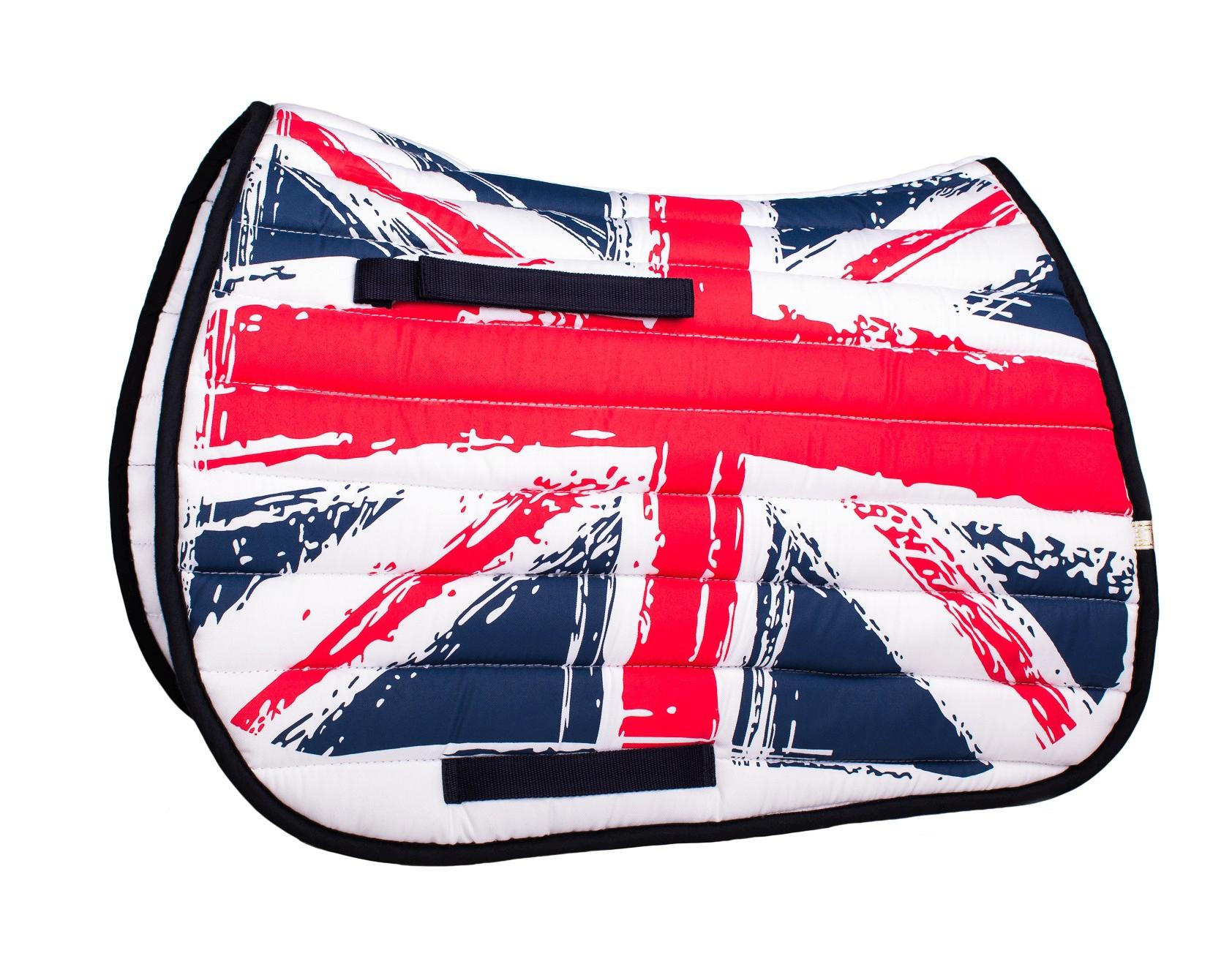 Lettia Union Jack All Purpose Pad