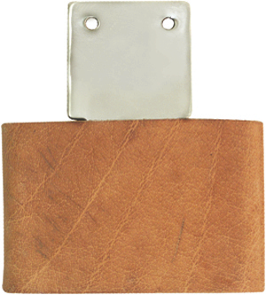Action Stirrup Leather Buckle