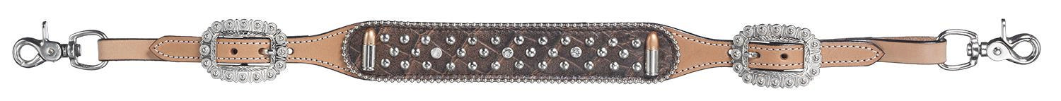 Silver Royal Remington Belt Wither Strap