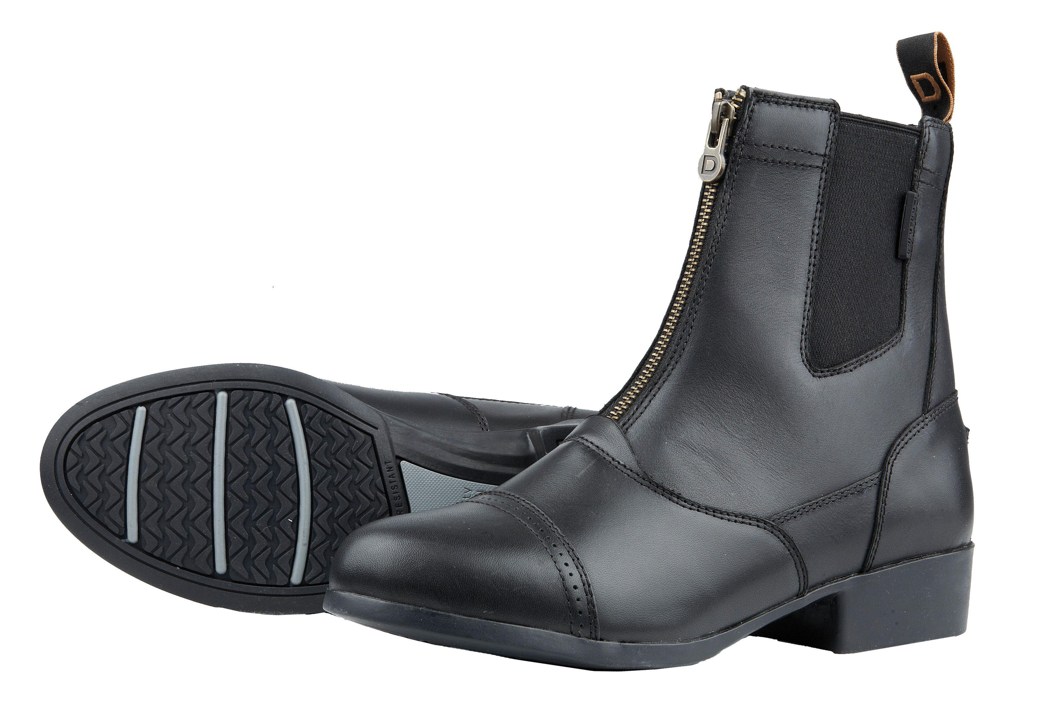 Dublin Summit Zip Paddock Boots - Ladies