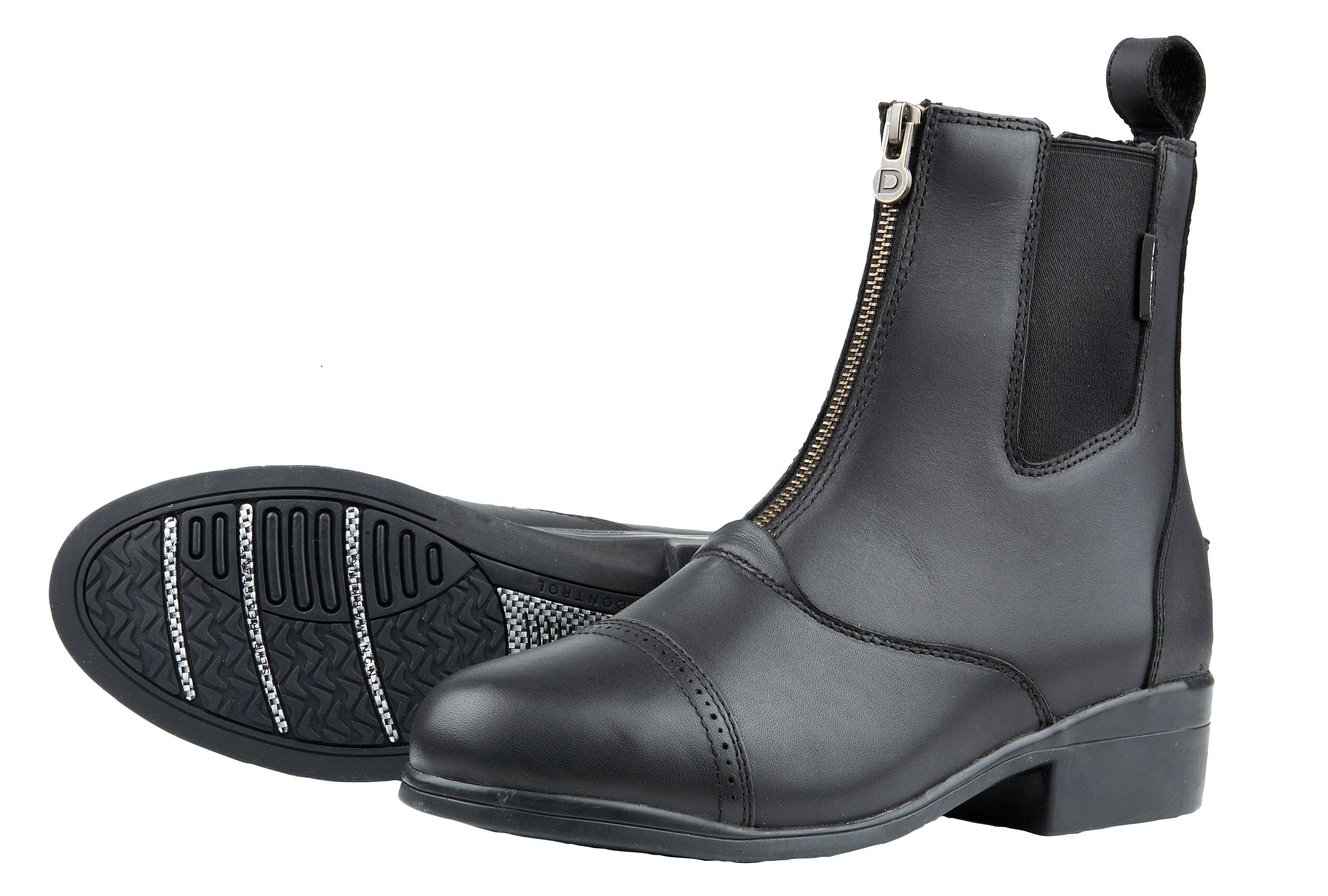 Dublin Apex Zip Paddock Boots - Ladies
