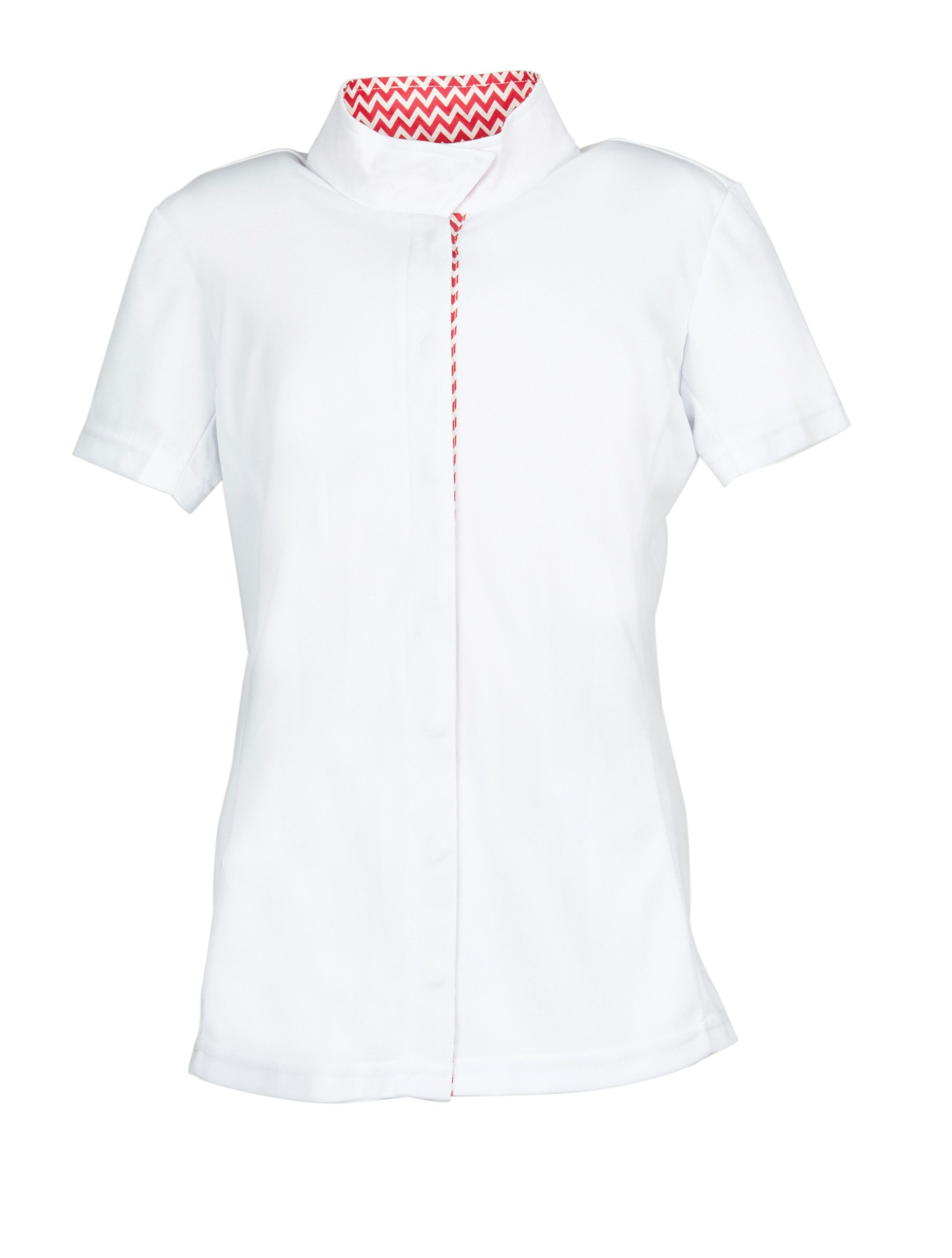 Dublin Comfort Dry Show Shirt - Kids, Short Sleeves