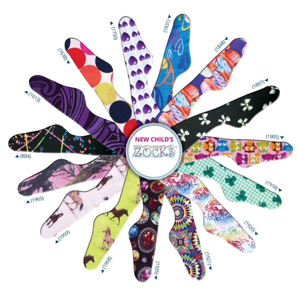 Kids Zocks Boot Socks by Ovation