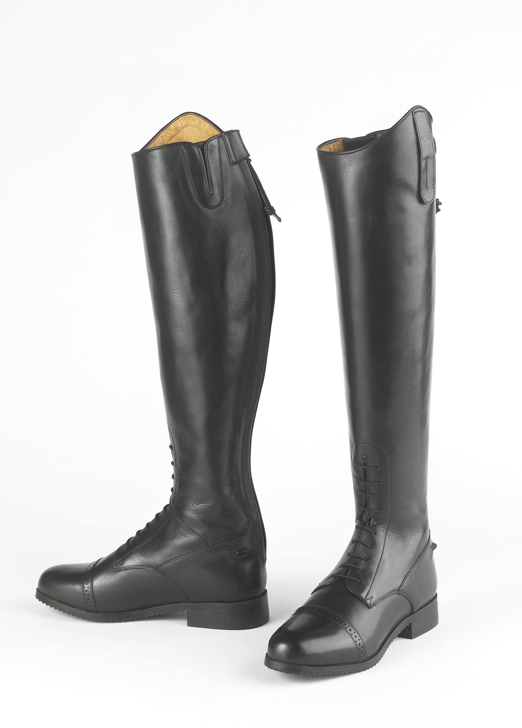 Ovation Ladies Tall Gold Pro Field Boots