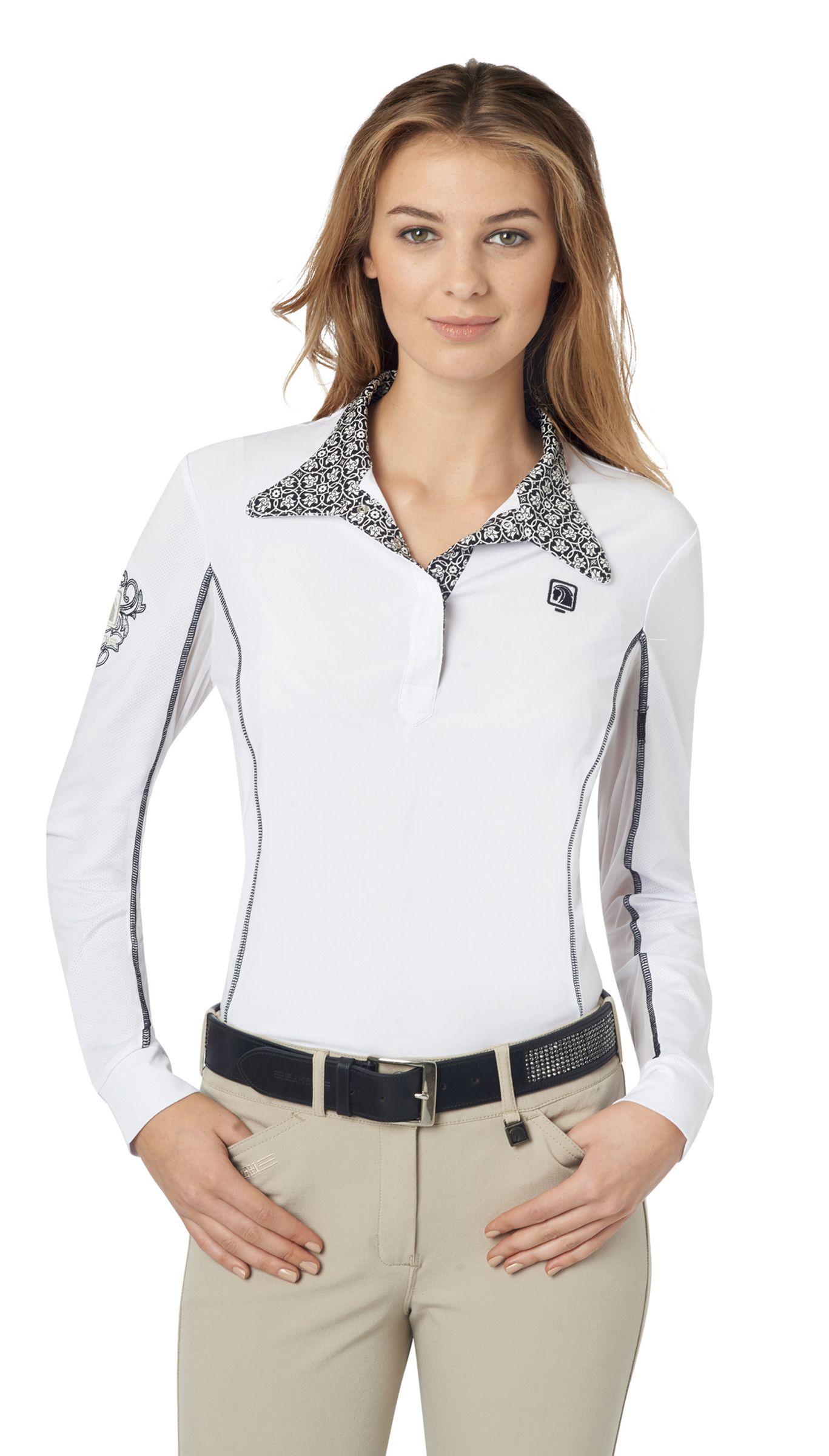 Romfh Ladies' Competitor Signature Show Shirt