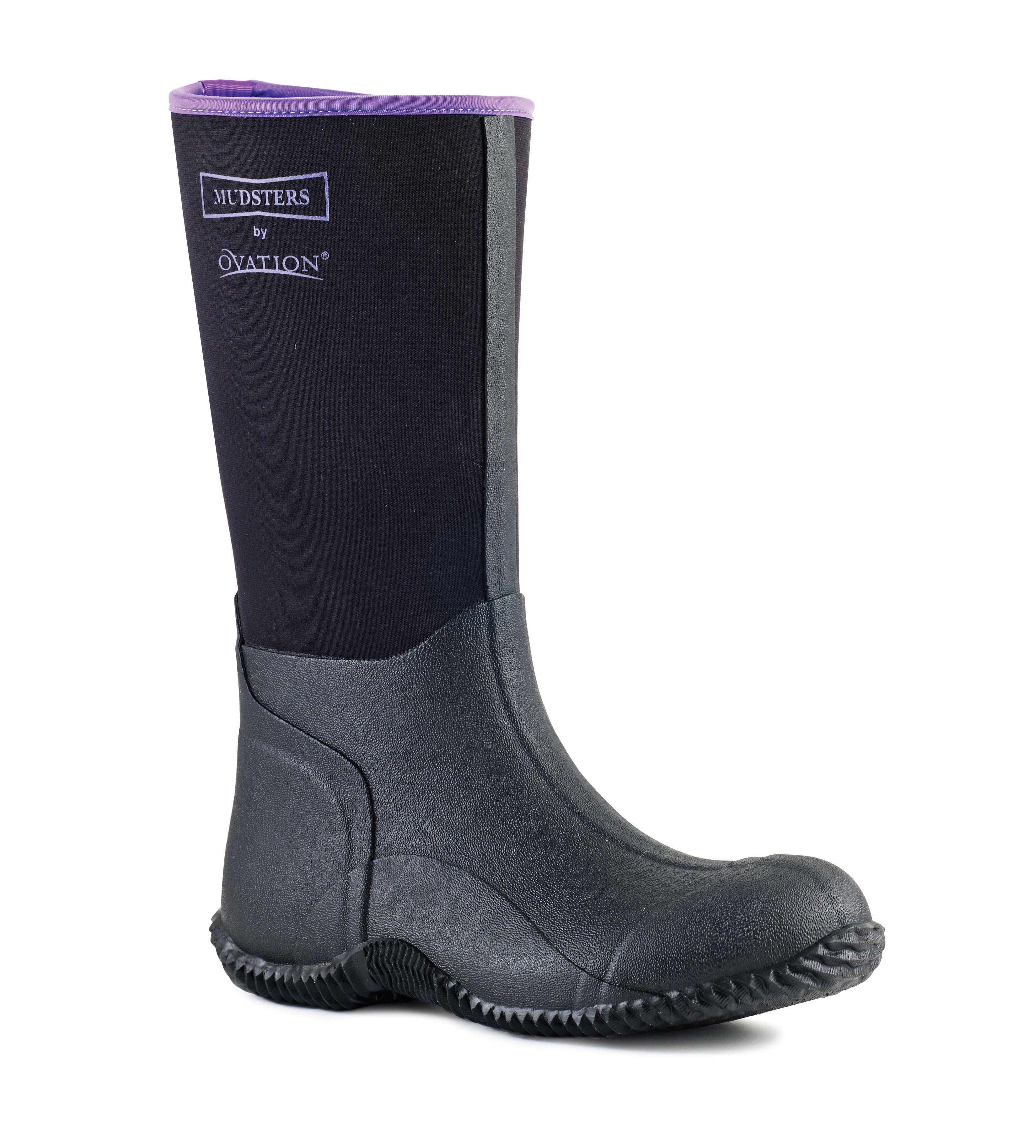 Ovation Ladies' Mudster Tall Barn Boot