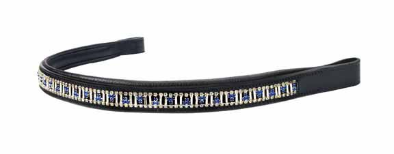 Ovation Adilene Crystal Browband
