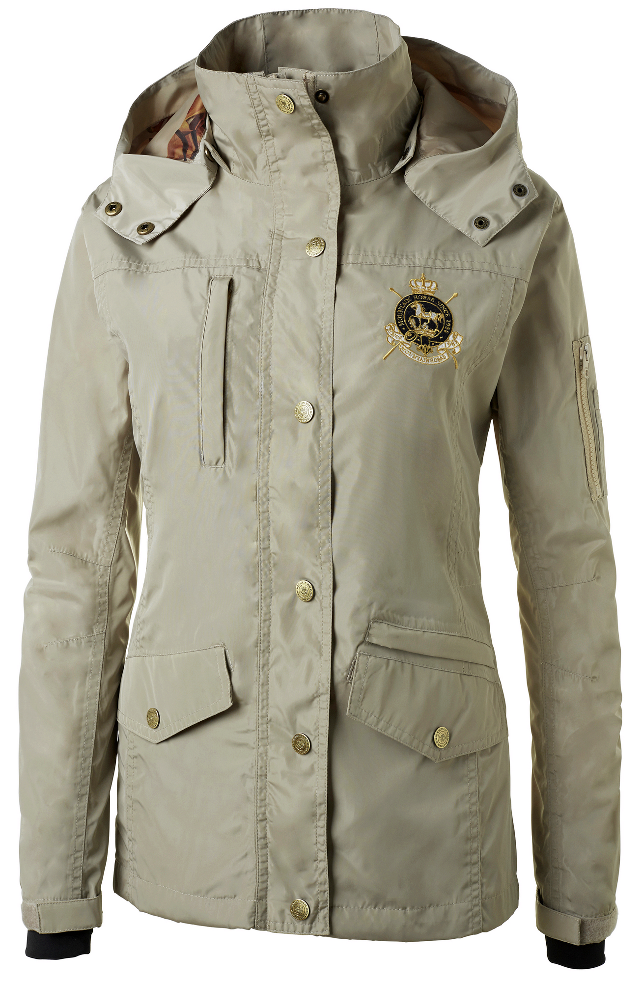 Mountain Ladies Horse Chaterley Jacket