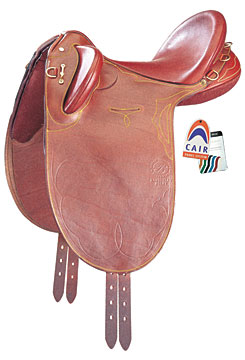 Bates Collection Outback Poley Saddle with CAIR System