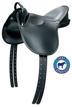 Wintec Childs Synthetic Leadline Saddle