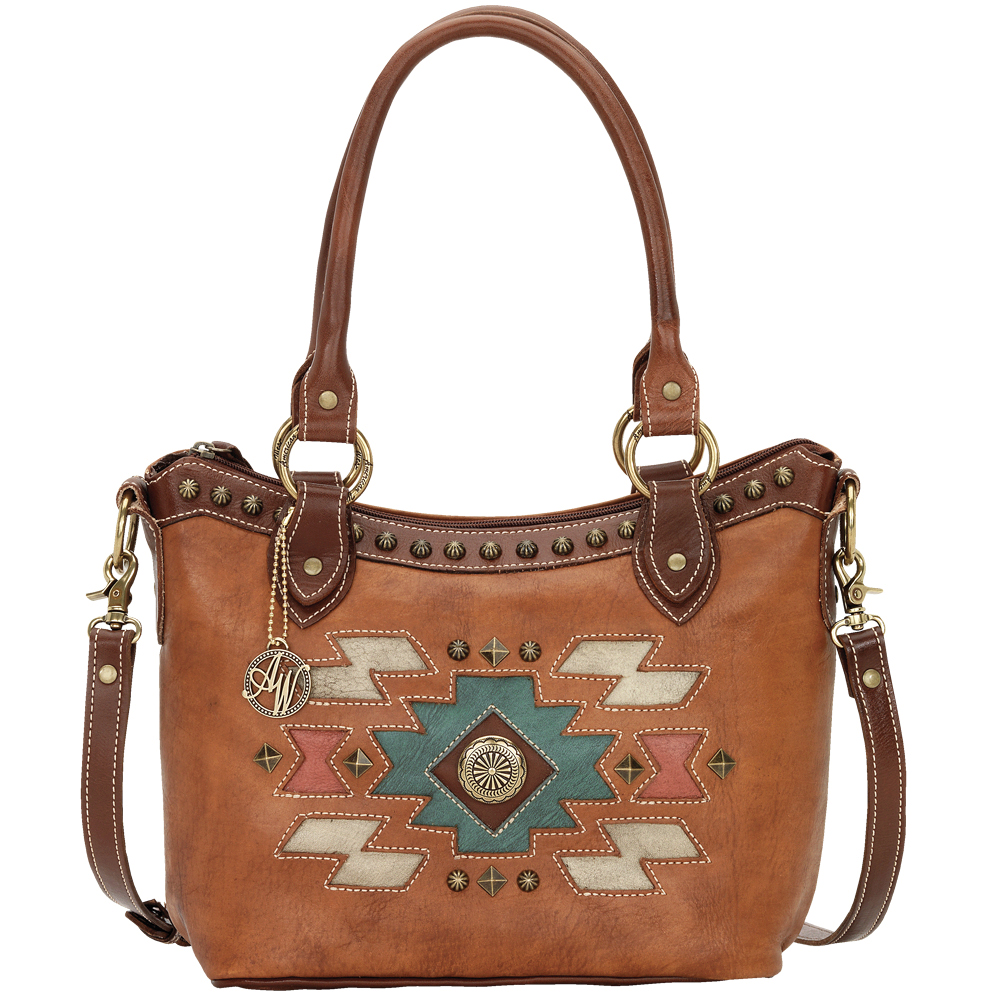 American West Zuni Passage Convertible Bucket Tote