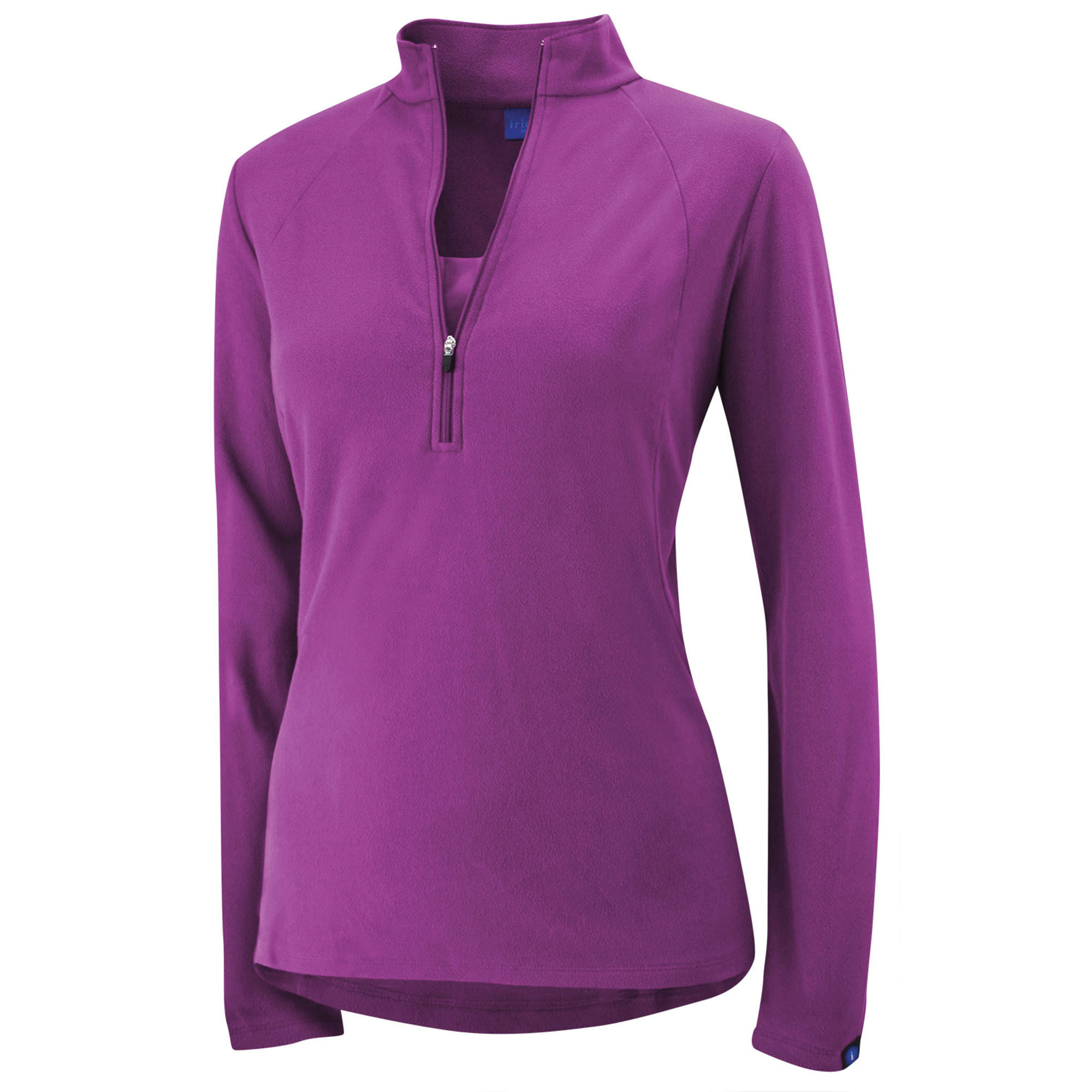 Irideon Chinchillaaah Quarter Zip - Ladies
