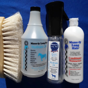 MANE-LY LONG HAIR HYDRATE 24 Supreme Kit