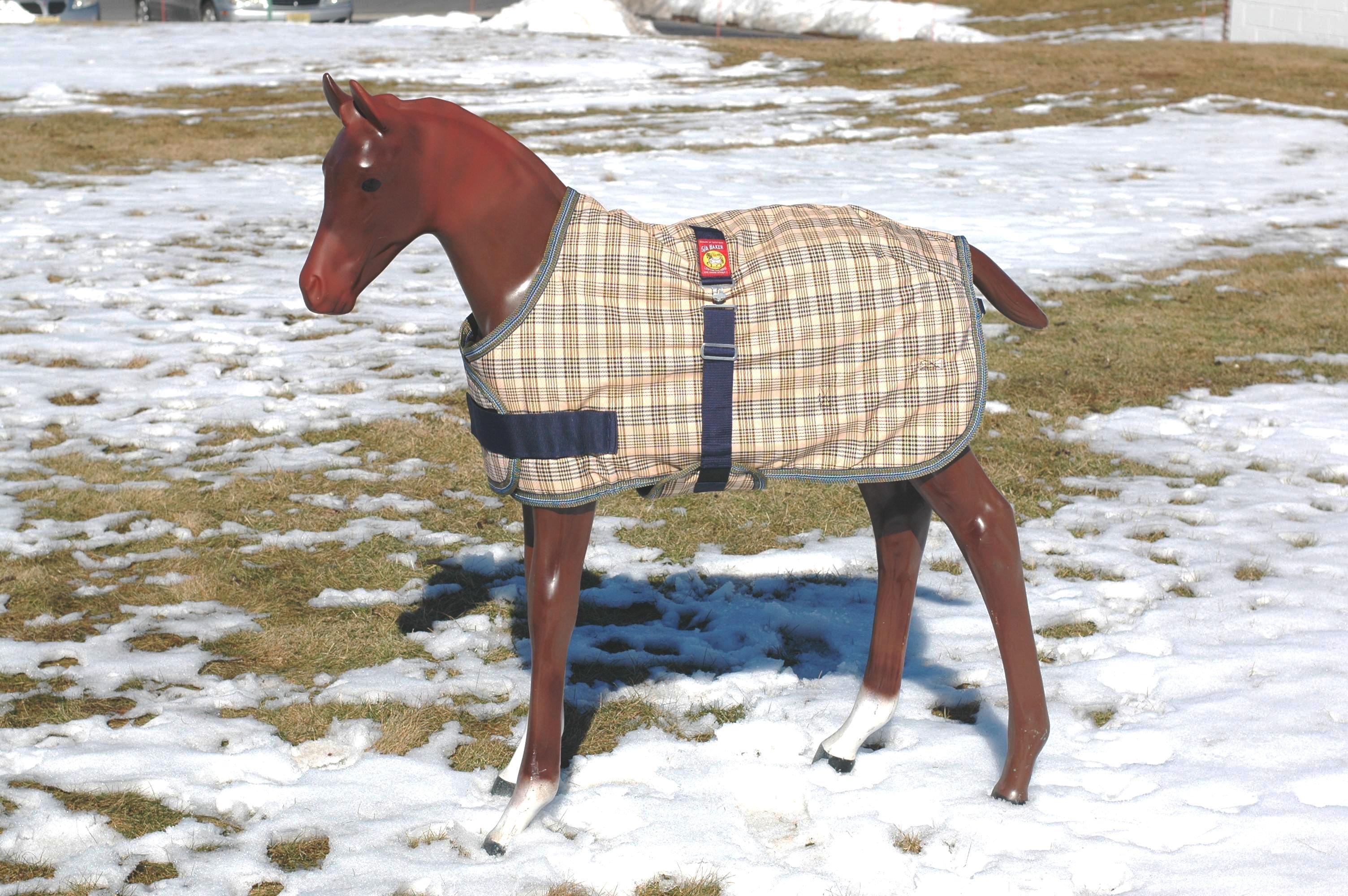 Baker 200G Foal Expand-O-Blanket