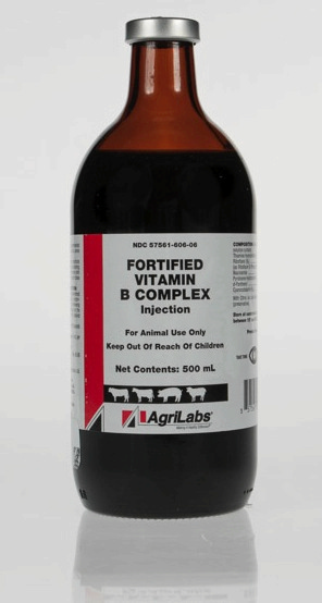 Agrilabs Fortified B-Complex