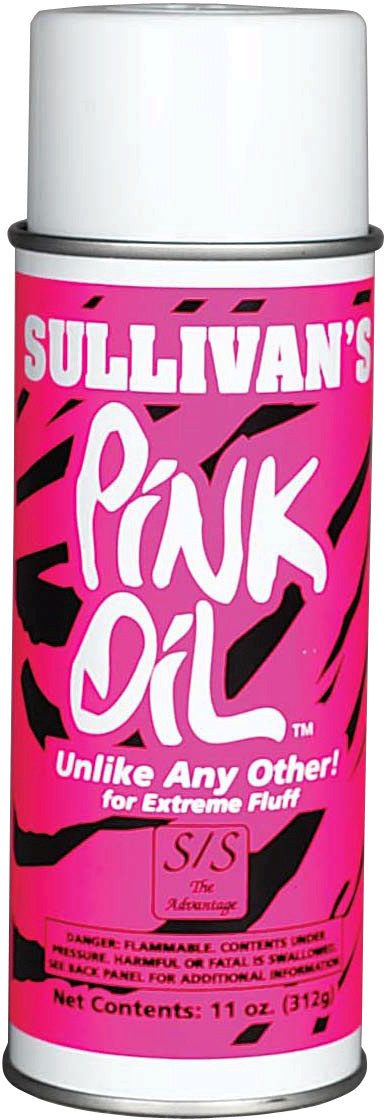 Sullivan's Pink Oil