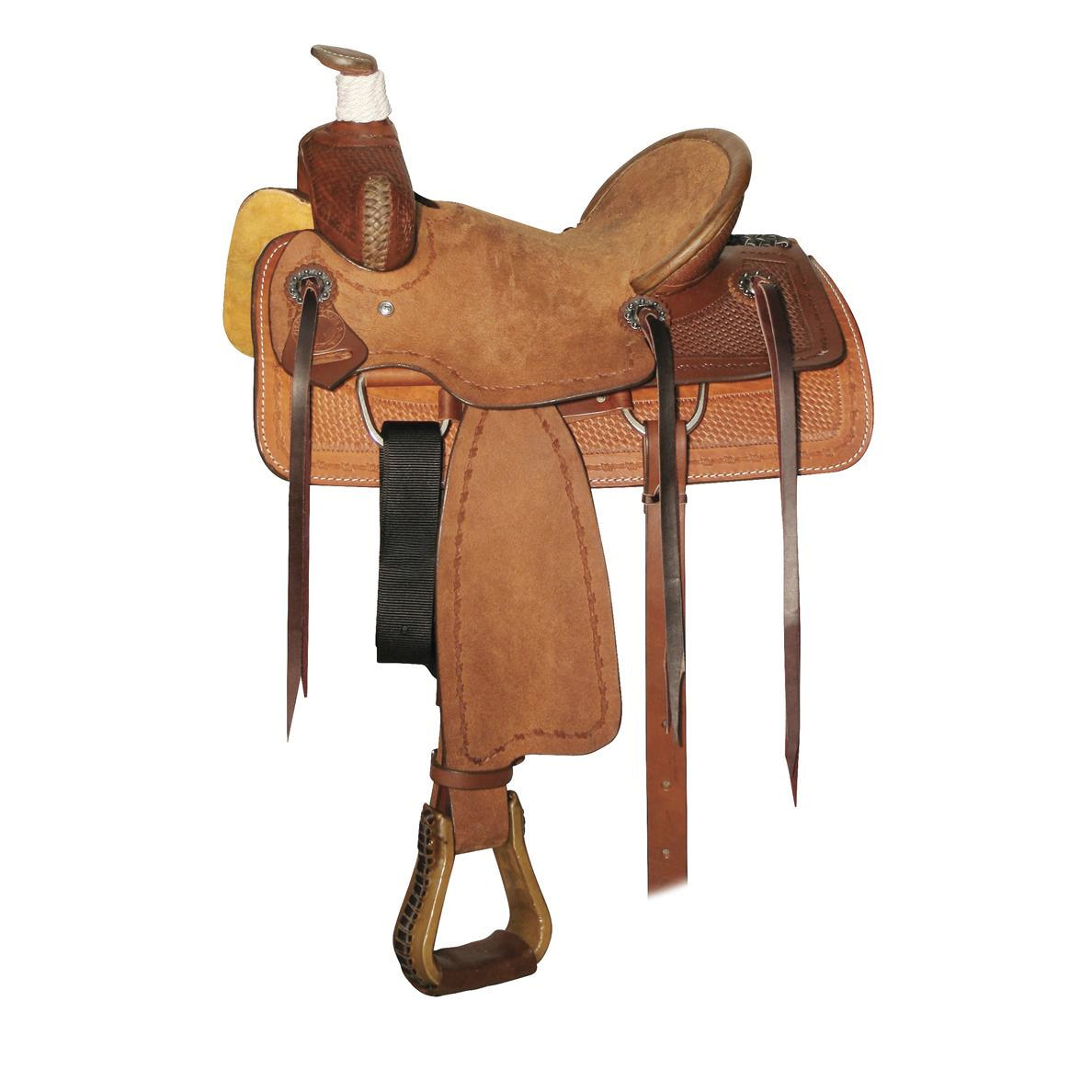 Circle Y Little Cowpoke Hardseat Rancher Saddle