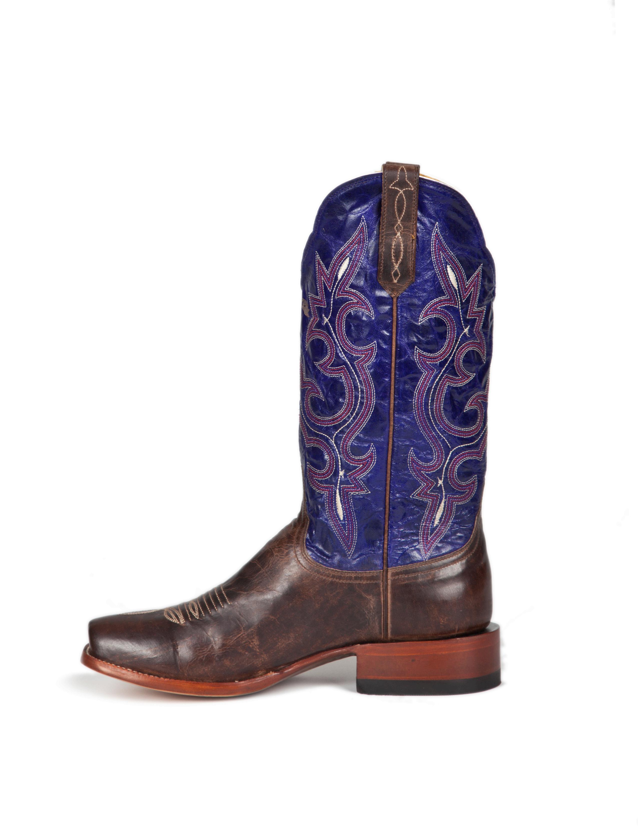Cinch Men's Mad Dog Bone Goat CFM154 Western Boots